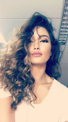 Trendy Naturally Curly Hair Look : Sarah Lahbati, Look Magazine, Sheer Dress, Luxury Fashion, Fashion Trends, Hair Looks, Pretty Face, Naturally Curly, Curly Hair Styles