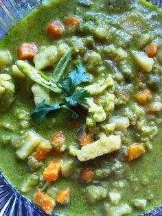 Goan cauliflower vegetable flowerchi bhaji cauliflower goan vegetable caldeen forumfinder Choice Image