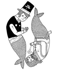 michael c. hsiung. illustrator.