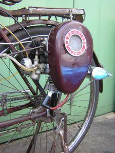 Bridgestone BS-31 fitted to Hidoci bicycle