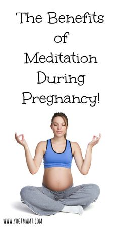 There are many benefits of meditation during pregnancy. Stress can cause health problems and can pass along to the unborn baby. Learn how to meditate during pregnancy. Meditation For Health, Meditation For Anxiety, Best Meditation, Meditation Benefits, Chakra Meditation, Meditation Practices, Mindfulness Meditation, Guided Meditation, Transcendental Meditation Technique