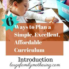 6 ways to plan