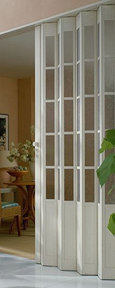 Long-lasting, this Metro Folding Door is made with a dual wall ...