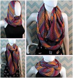 Mochi – Comfortable Cowl [Crochet Free Pattern]