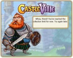 Castleville Collection Limit Reached? Find out what causes you to reach your collection limit in Castleville. Collecting Castleville Items from...