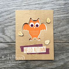Stampin' Up! Howl-o-ween treat, boo to you framelits, nutmeg creations