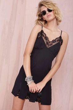Nasty Gal Slip Service Dress   Shop Dresses at Nasty Gal