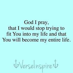Yes Lord. In Jesus' name I pray. Amen