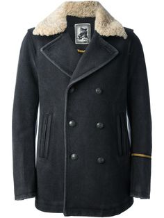 CORTO MALTESE BY HUGO PRATT buttoned coat