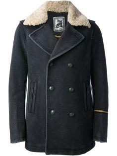 CORTO MALTESE BY HUGO PRATT buttoned coat