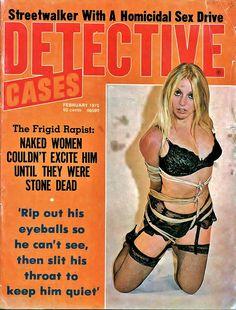 Vintage sex garbage can blond bum
