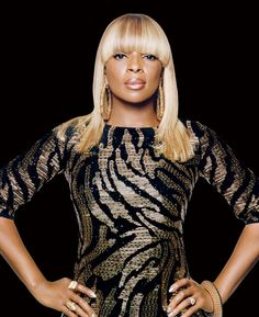 Mary J. Blige shined in the latest issue of Paper magazine. Photographed by Lauren Dukoff and styled by Marni Senofonte.