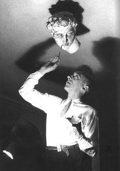 Cocteau, 1934.
