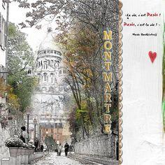 Montmartre - Oscraps Gallery