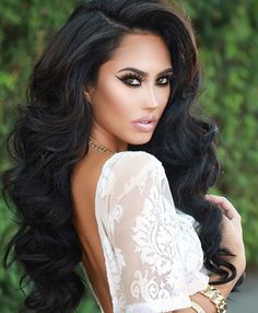 Super Wedding Hairstyles For Long Hair Curly Extensions Big Curls Ideas Diy Wedding Hair, Wedding Hair And Makeup, Wedding Wear, Long Bridal Hair, Bridal Hair Down, Wedding Curls, Vintage Bridal Hair, Vintage Curls, Trendy Wedding