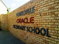 The Ponelopele Oracle Secondary School is our flagship project in South Africa with 50 teaching and support staff and 1300 learners annually
