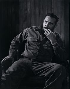 Fidel Castro & Che Guevara A Story of A Lawyer & A Doctor Rolex GMT-Master Watches Over the . Famous Photographers, Portrait Photographers, Portraits, Che Guevara, Yousuf Karsh, Fidel Castro, Reportage Photo, Revolutionaries, Famous People
