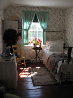 Anne of Green Gables house, Cavendish PEI Dream Rooms, Dream Bedroom, Anne Of Green Gables, Cozy Room, My New Room, Room Inspiration, Sweet Home, Bedroom Decor, House Design