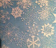 More snowflakes!