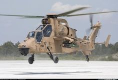 Airbus Helicopters EC-665 TIGER HAD-E