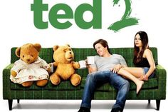 Ted 2 (2015)  IMDB 6.6 Blu-ray / DVD release date estimated Dec. 2015 Available TODAY on Genesis!!!