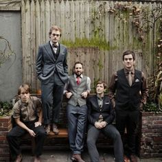Punch Brothers - This ain't your grandpa's bluegrass