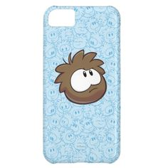 Brown Puffle. Regalos, Gifts. #carcasas #cases