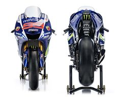 YZR M1 - Movistar Yamaha MotoGP - Discover the 2015 Yamaha YZR-M1