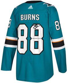 Autographed Brent Burns Sharks Jersey Fanatics Authentic COA Item 9213866 778e238cf