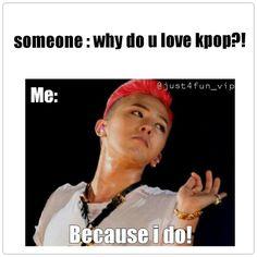 why do u love kpop?!