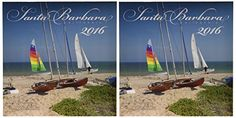 Bill Zeldis 2016 Santa Barbara CalendarMakes a Great Christmas Gift Set of 2 *** More info could be found at the image url.
