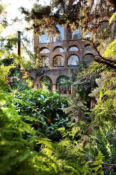 xavier corberó i olivella / la casa del laberinto, esplugues de llobregat barcelona