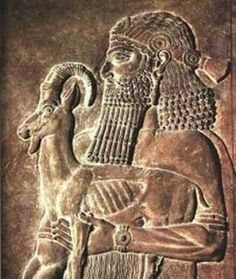 Что носили в древнем Вавилоне и Ассирии