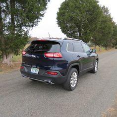 2015 #Jeep Cherokee Limited
