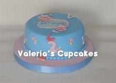 Valeria´s Cupcakes: Torta Romántica