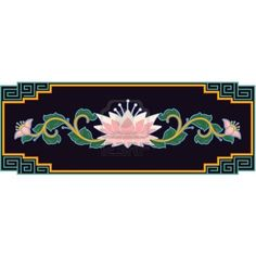 Chinese Lotus Design Cliparts, Stock Vector And Royalty Free Chinese Lotus Design Illustrations