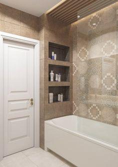 34 Bathroom Interiors For Ending Your Home Improvement interiors homedecor interiordesign homedecortips Source by petpenufva Easy Home Decor, Home Decor Trends, Cheap Home Decor, Decor Ideas, Bathroom Interior, Modern Bathroom, Small Bathroom, Small Bathtub, Interior Design Boards