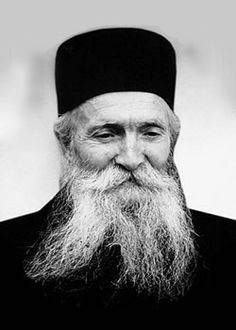 "Elder Thaddeus of Vitovnica: ""Love little things, and strive for that which is modest and simple. The Lord watches over us, and He is pleased that you long for His peace. Until the soul is ready, He will only sometimes allow us to see that He is present everywhere and fills all things. At these moments the soul feels such joy!… But then the Lord conceals Himself from us again, in order that we might long for Him and seek Him with our hearts!"""