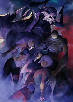 King Hassan and Hundred Face Hassan
