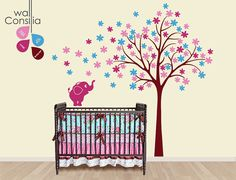 Hey, I found this really awesome Etsy listing at http://www.etsy.com/listing/113426411/baby-nursery-wall-decals-tree-wall-decal