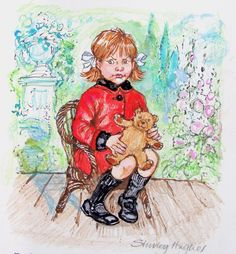 Naughty Little Sister  by Shirley Hughes
