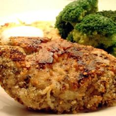 Tender Breaded Turkey Cutlets