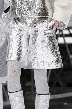 Chanel at Paris Fashion Week Fall 2017 - Details Runway Photos