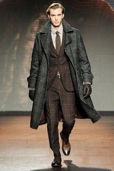 Ermenegildo Zegna Fall 2011 Menswear Collection Photos - Vogue
