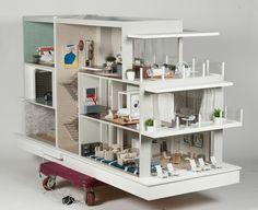 Morza 1 6 Dollhouse Presidente simulado pl/ástico Miniatura Sill/ón Muebles Modelo casa de mu/ñeca Accesorios