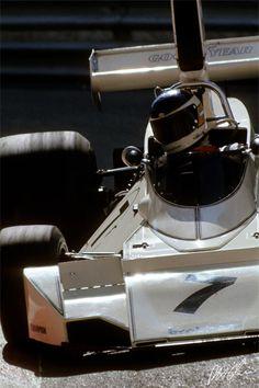 Carlos Reutemann 1974 Monaco Brabham BT44