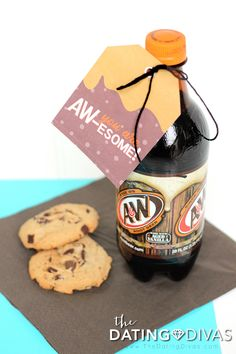 A&W Gift Tag