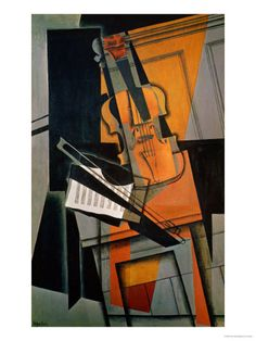 Artist: Juan Gris Created: 1916 Period: Synthetic cubism Genre: Still life Henri Matisse, Georges Braque, Spanish Painters, Spanish Artists, Pablo Picasso, Synthetic Cubism, Francis Picabia, Cubism Art, Cubist Artists