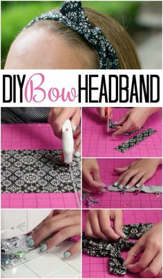 How to Sew Headbands