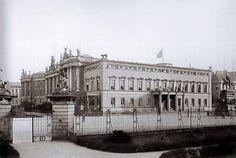 1879 Berlin - Kaiser-Wilhelm Palais (Foto: Hermann Rückwardt)